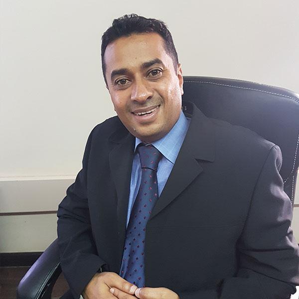 Mr. Amar Pandya