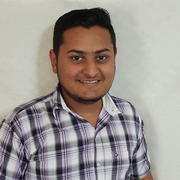Mr. Pratik Kamdar