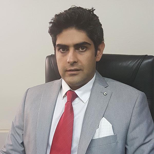 Mr. Vishal Pankaj Somaia